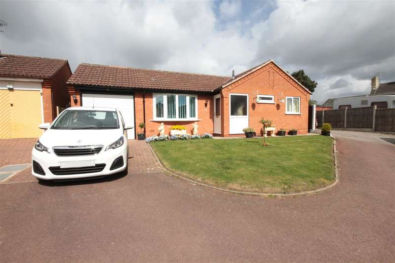 2 Bedrooms Bungalow for sale in Holly Farm Court, Off Main Street, Newthorpe