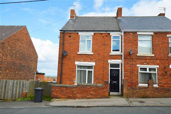 3 Bedrooms Semi Detached House for sale in Durham Road, Sacriston
