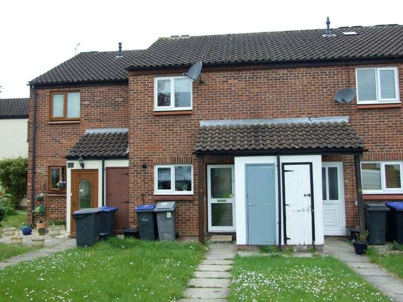 2 Bedrooms Terraced House for sale in Withy Close, Trowbridge