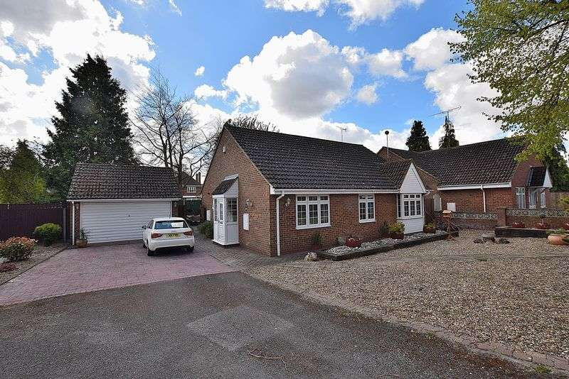 3 Bedrooms Detached Bungalow for sale in Friary Field, South West Dunstable