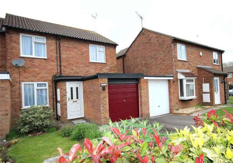 3 Bedrooms End Of Terrace House for sale in Britannia Crescent, Stoke Gifford, Bristol, BS34