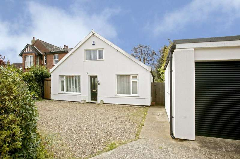 4 Bedrooms Detached Bungalow for sale in Oakfields Road, Cringleford