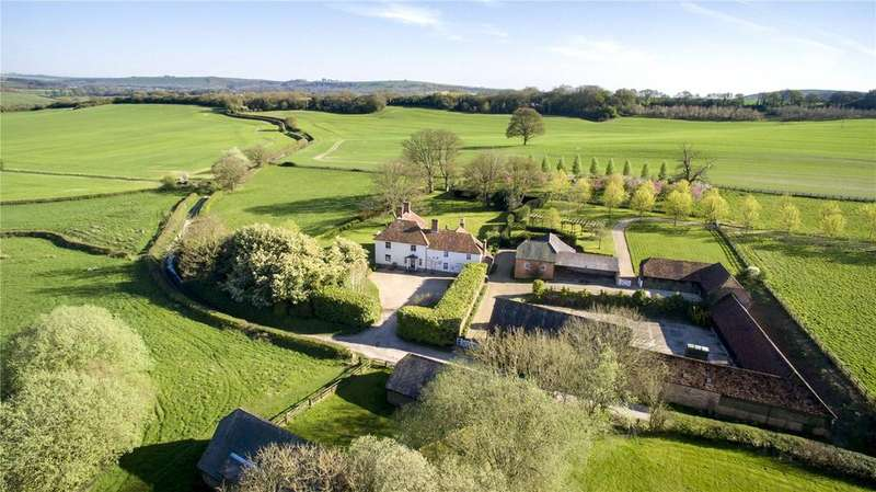 6 Bedrooms Detached House for sale in West Street, Burghclere, Hampshire