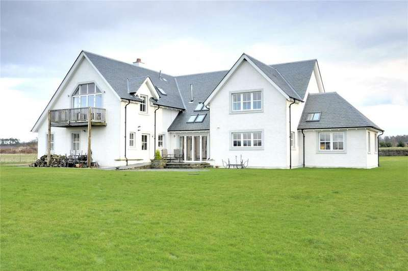 5 Bedrooms Detached House for sale in Clathymore, Perth, Perthshire