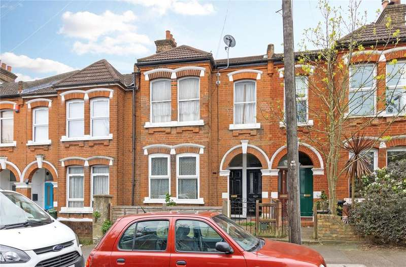 2 Bedrooms Maisonette Flat for sale in Darlington Road, West Norwood, London, SE27