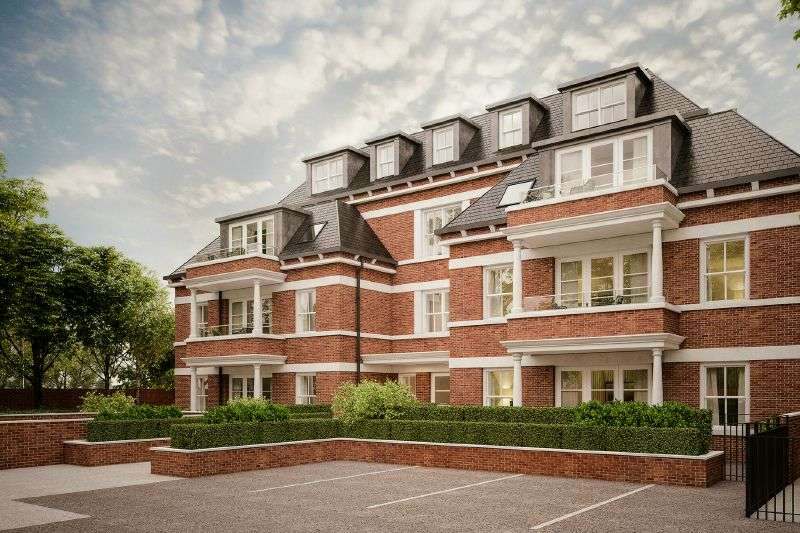 3 Bedrooms Flat for sale in Eastbury Avenue, Northwood