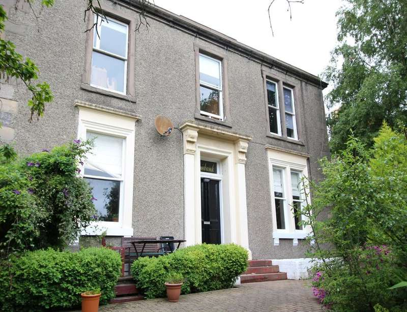 3 Bedrooms Flat for sale in Union Terrace, Dundee, DD3