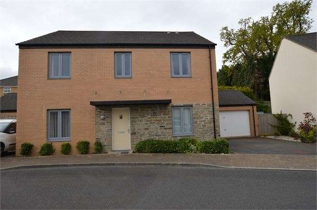 4 Bedrooms Detached House for sale in Orleigh Cross, Newton Abbot, Devon. TQ12 2FX