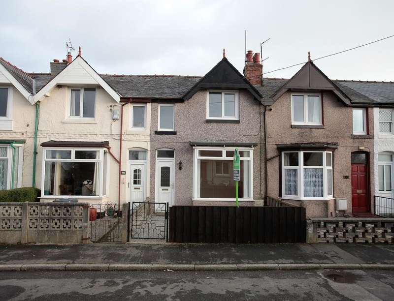 2 Bedrooms Property for sale in Grimshawe Terrace, Creetown, NEWTON STEWART, DG8