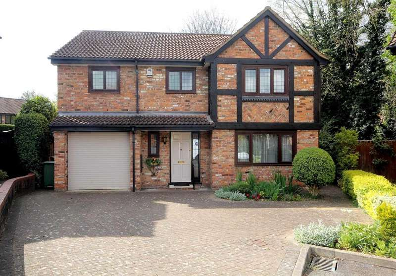 4 Bedrooms House for sale in 4 BEDROOM DETACHED EXECUTIVE PROPERTY IN MEDWICK MEWS, HUNTERS OAK