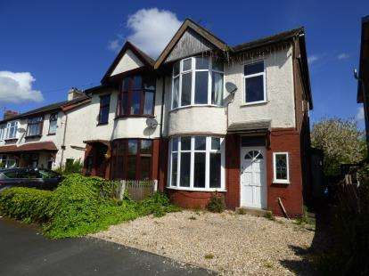 4 Bedrooms Semi Detached House for sale in St. Andrews Avenue, Ashton-on-Ribble, Preston, Lancashire