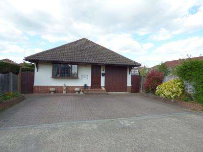 3 Bedrooms Bungalow for sale in Bulphan, Upminster, Essex