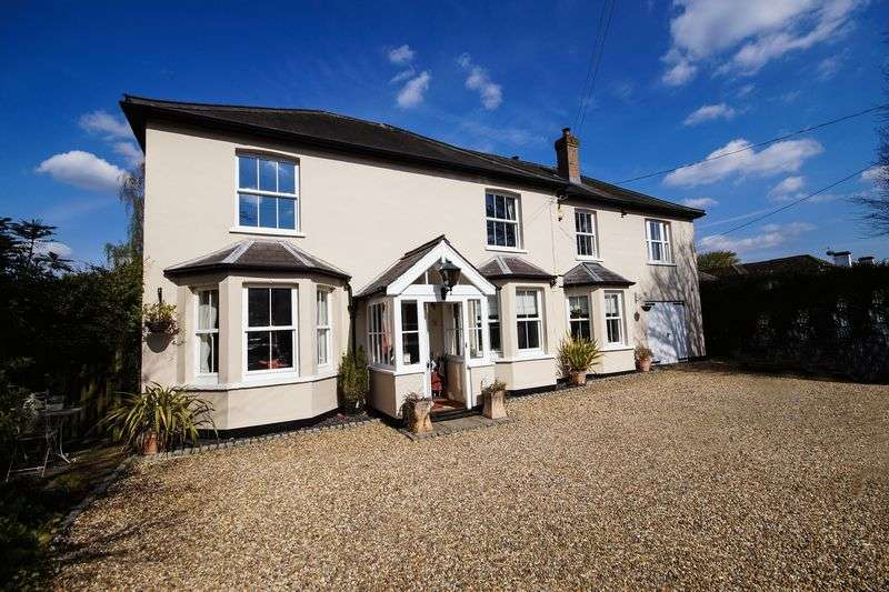 5 Bedrooms Detached House for sale in Wycombe Road, Prestwood