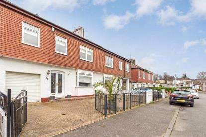4 Bedrooms Semi Detached House for sale in Waverley Drive, Rutherglen