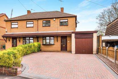 2 Bedrooms Semi Detached House for sale in The Grove, Walsall, West Midlands