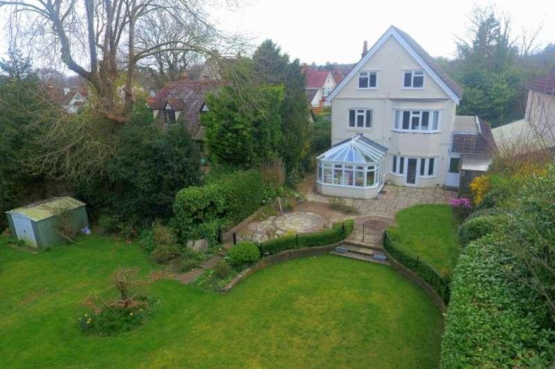 7 Bedrooms Detached House for sale in Lyndhurst, SO43 7AF