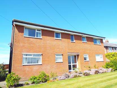 2 Bedrooms Flat for sale in Osborne Grove, Thornton-Cleveleys, FY5