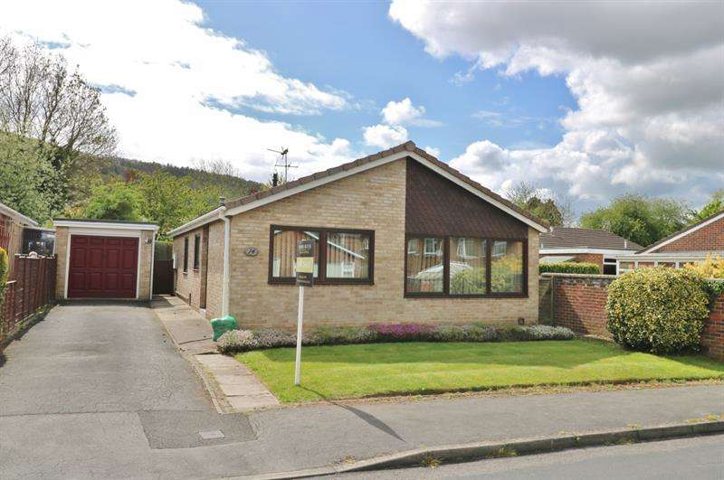 2 Bedrooms Bungalow for sale in Vectis Close, Ross-On-Wye