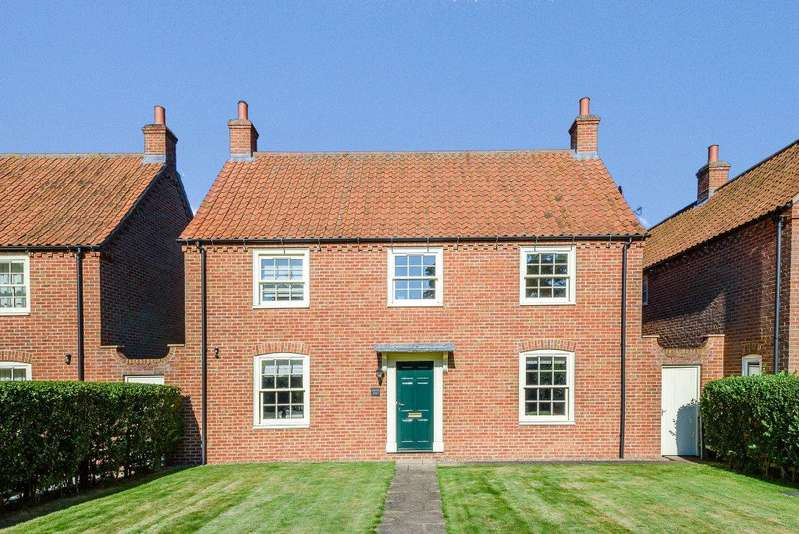 4 Bedrooms Detached House for sale in Church View, Kennel Lane, Doddington, Lincoln, LN6