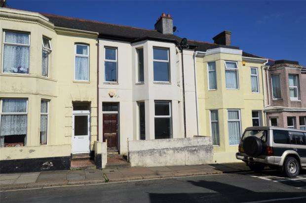 3 Bedrooms Terraced House for sale in Collingwood Avenue, Plymouth, Devon