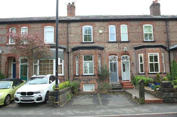 3 Bedrooms Terraced House for sale in Victoria Road, Hale