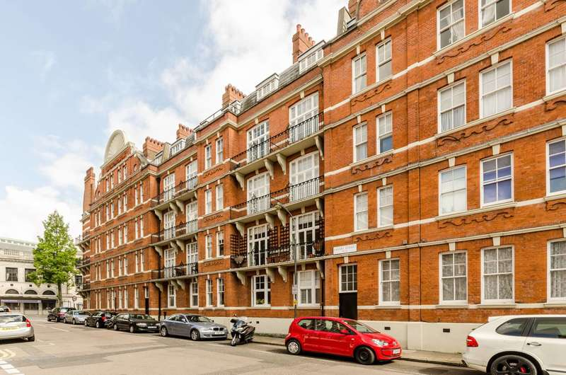 1 Bedroom Flat for sale in Glyn Mansions, Olympia, W14