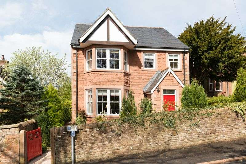 5 Bedrooms Detached House for sale in Principal House, Graham Street, Penrith