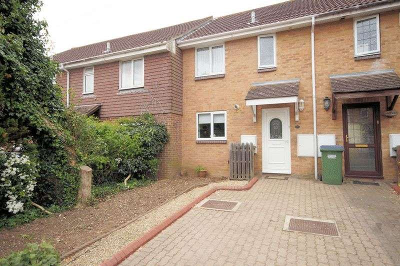 2 Bedrooms Terraced House for sale in Cygnet Court, Portchester, PO16 8AU