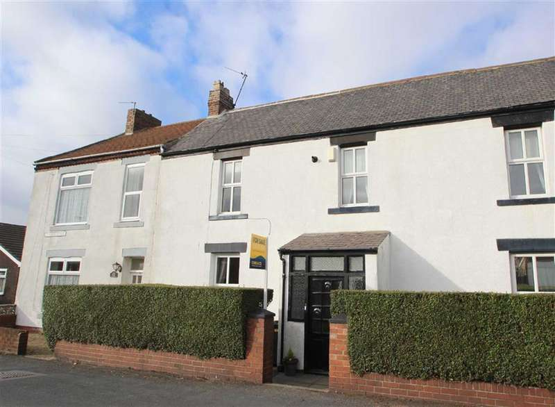 2 Bedrooms Property for sale in Moor Cottages, North Shields, Tyne And Wear, NE29
