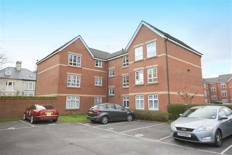 2 Bedrooms Flat for sale in Haswell Gardens, North Shields, Tyne And Wear, NE30