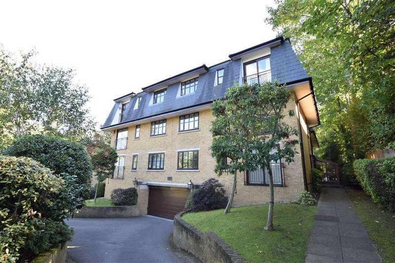 2 Bedrooms Flat for sale in Durrant House, Bournemouth, BH2