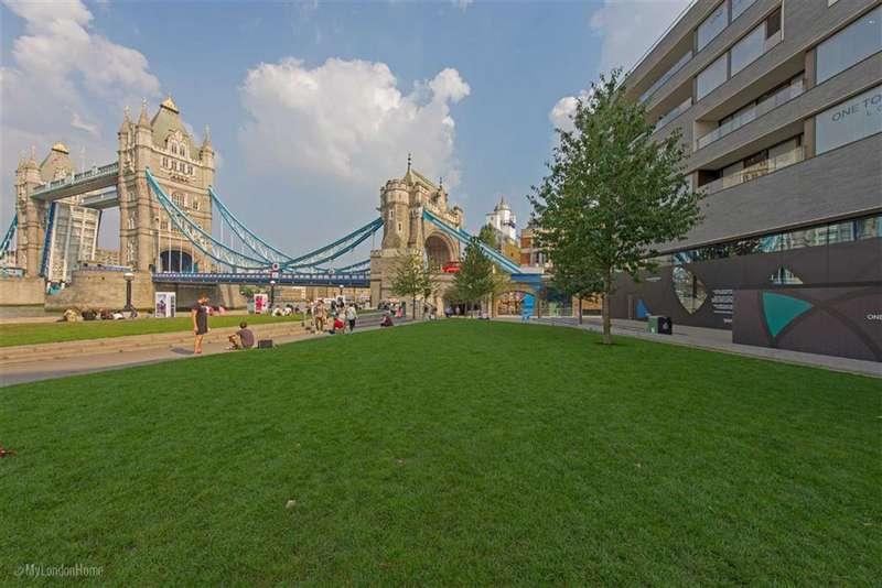 2 Bedrooms Property for sale in Tudor House, One Tower Bridge, London Bridge, London, SE1