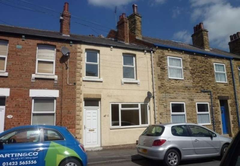 2 Bedrooms Terraced House for sale in Chatsworth Road, Harrogate