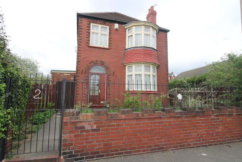 3 Bedrooms Detached House for sale in Rose Avenue, Balby