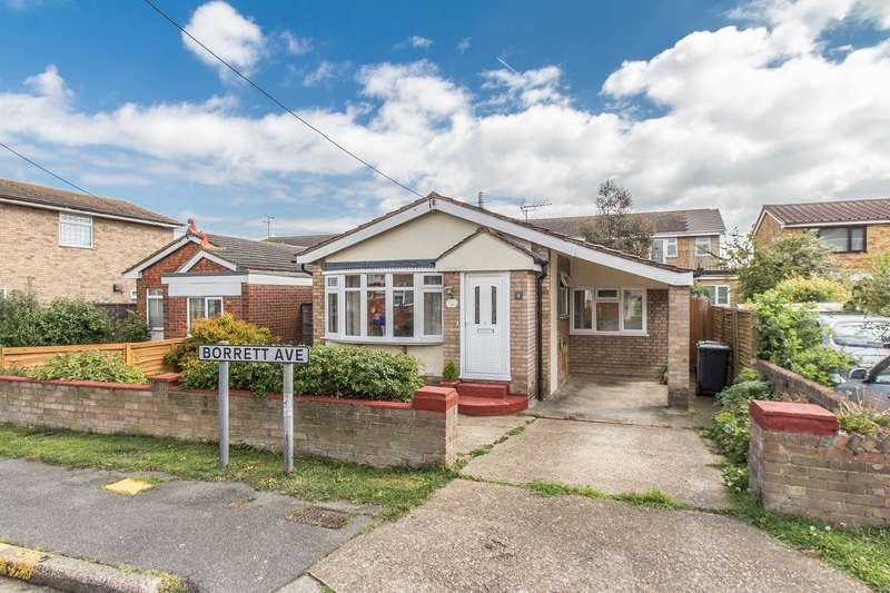 2 Bedrooms Detached Bungalow for sale in Borrett Avenue, Canvey Island, SS8