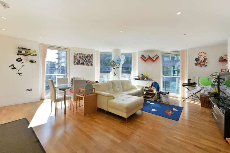 2 Bedrooms Apartment Flat for sale in Ability Place, Canary Wharf, E14