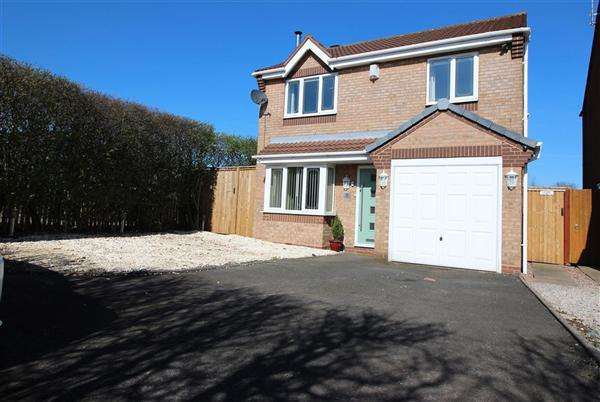 3 Bedrooms Detached House for sale in Colliery Drive, Walsall