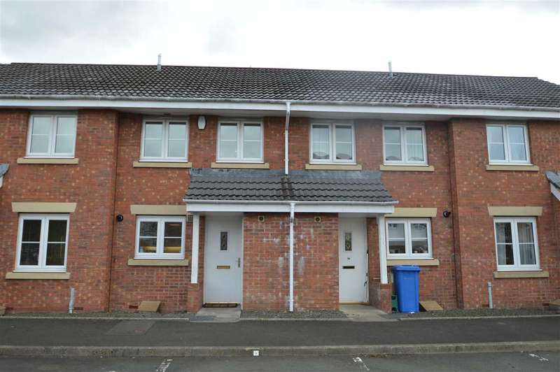 2 Bedrooms Terraced House for sale in Copperwood Crescent, Hamilton