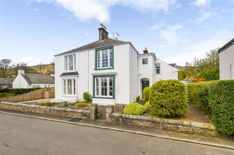 4 Bedrooms Semi Detached House for sale in Chapel Place, Dollar
