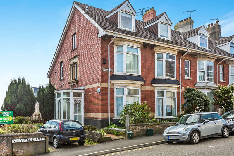 8 Bedrooms End Of Terrace House for sale in St Albans Road, Brynmill, Swansea