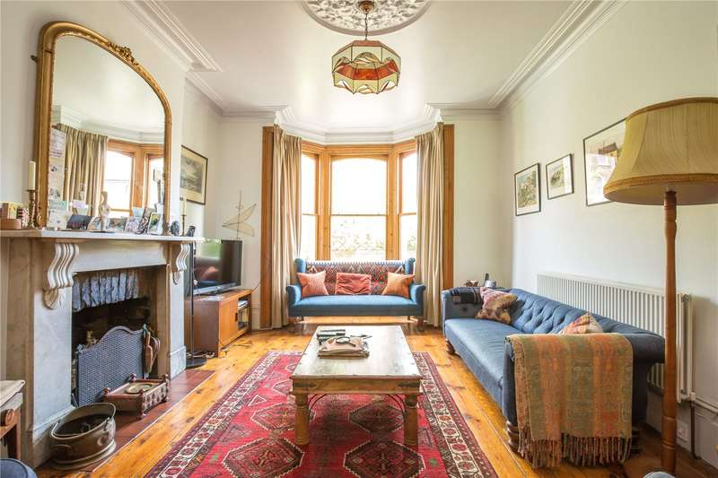 4 Bedrooms Terraced House for sale in Mount Pleasant Villas, Stroud Green, London, N4