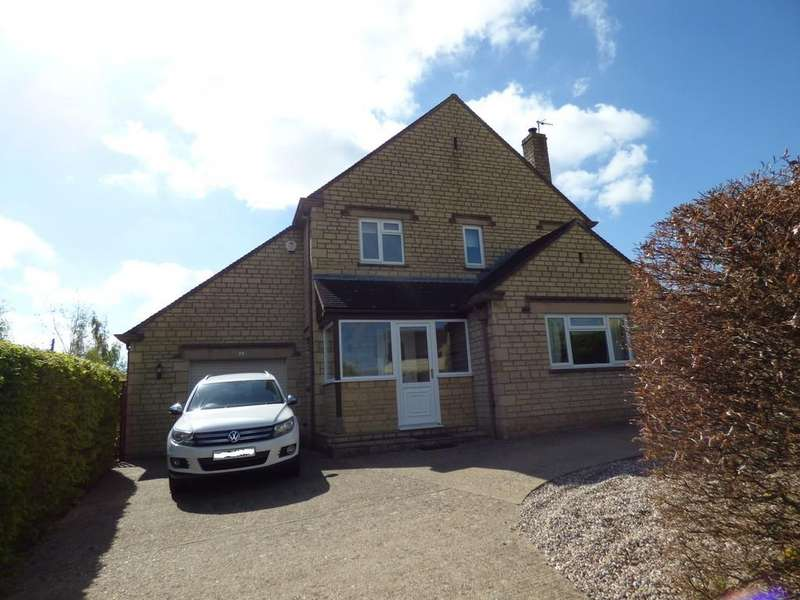 3 Bedrooms Detached House for sale in Cotswold Close, Shipston-On-Stour