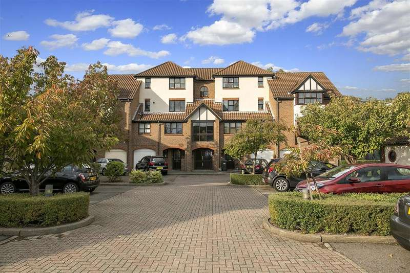 1 Bedroom Apartment Flat for sale in Beaumont Place, Isleworth