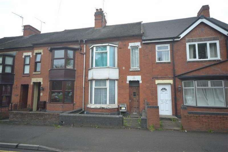 3 Bedrooms Terraced House for sale in Corporation Street, Abbey Green, Nuneaton