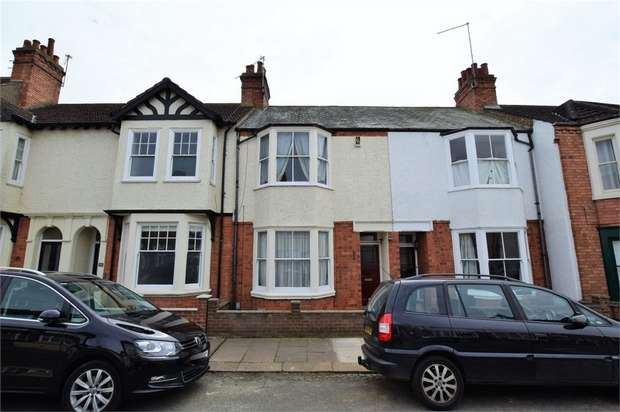 3 Bedrooms Terraced House for sale in King Edward Road, Abington, NORTHAMPTON