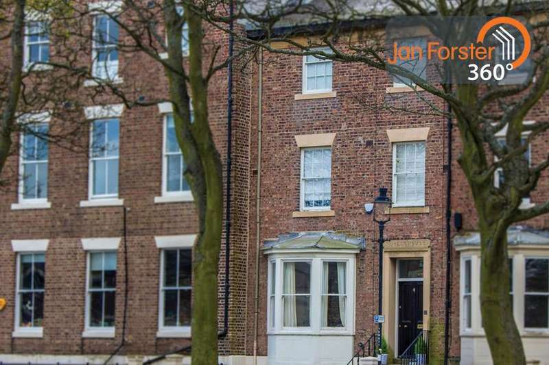 5 Bedrooms Terraced House for sale in Huntingdon Place, Tynemouth