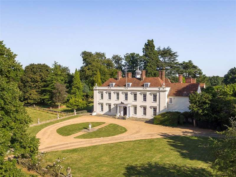 8 Bedrooms Country House Character Property for sale in Baythorne End, Essex