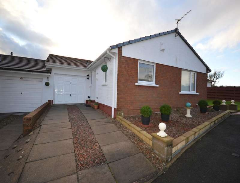 2 Bedrooms Bungalow for sale in Kestrel Grove, Moresby Parks, Whitehaven, CA28