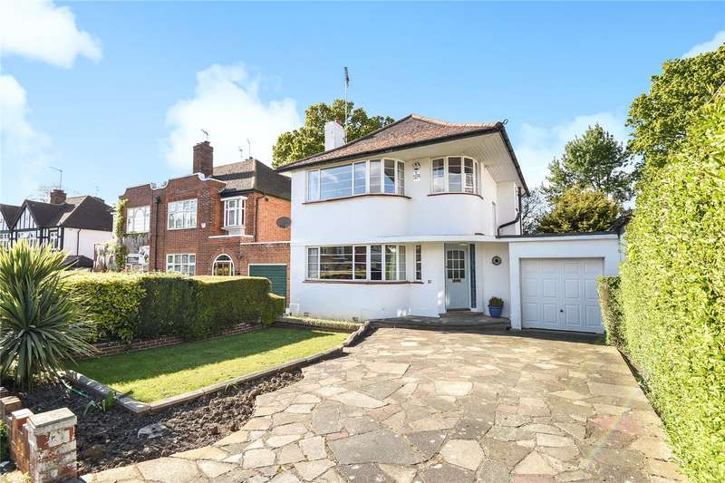 3 Bedrooms House for sale in Pamela Gardens, Pinner, Middlesex, HA5