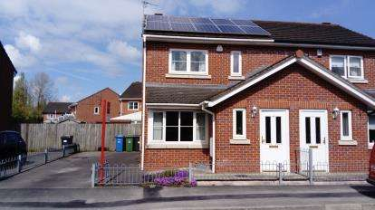 House for sale in Westland Drive, Padgate, Warrington, Cheshire